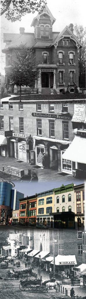 Kalamazoo house   our history 1